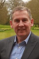 Chesham Bois Councillor Clive Thomas