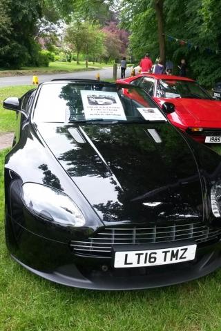 Aston Martin Chesham Bois Fete 2016