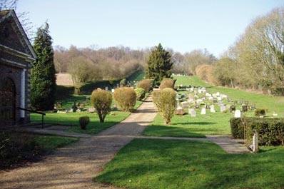 Chesham Bois Formal Burial Ground