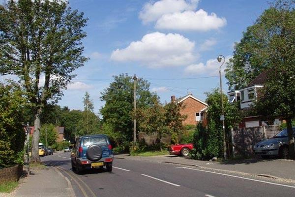 Chesham Bois - Bois Lane