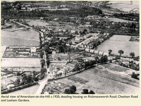 Chesham Bois Common 1920