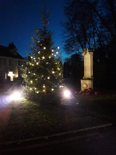 Chesham Bois Christmas Tree
