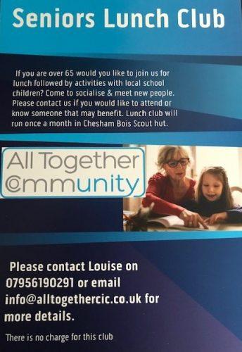 All together Flyer