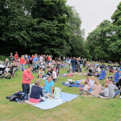 Picnic on the Common 2018